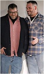 Costello Tagliapietra Fur Faced Dynamic Duo Designers
