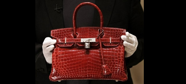 Would you pay $129,000 for this purse?