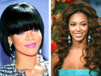 rihanna unfaithful hair. Rihanna owns this one.