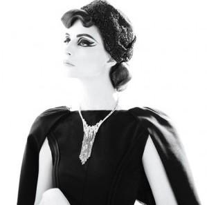 Wool-bat-sleeve-dress-Fendi