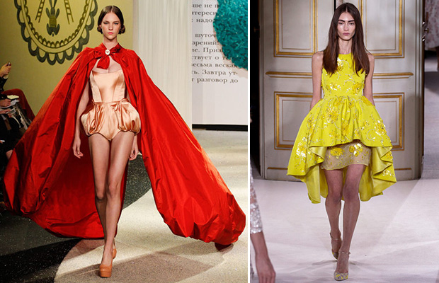 Best of the Best: 2013 Spring Couture Collections