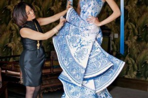 Guo Pei: Haute Couture is not a piece of clothing ,but a dream.