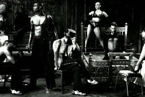 Madonna and Steven Klien 's #Secretproject Trailers
