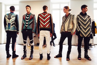balmain for men beaded jackets